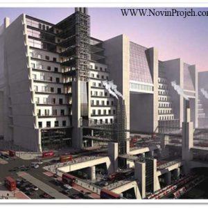 فوتوریسم در معماری