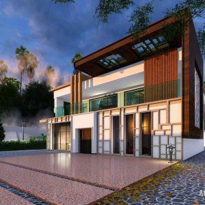پروژه خانه معمار با رویکرد آینده