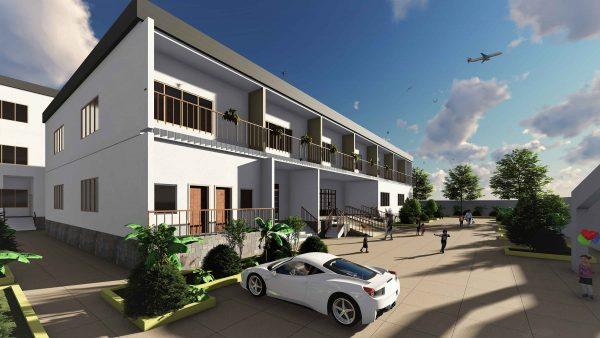 دانلود پروژه معماری بیمارستان کودکان